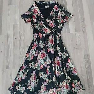 Vintage style dress by Lindy Bop, size M